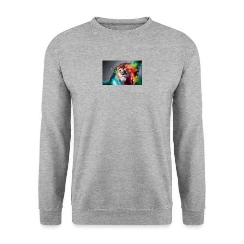 hero lion - Sweat-shirt Unisexe