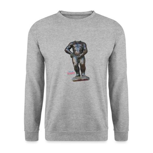 mannekenpis Real Big ♀♂ | 撒尿小童 - Sweat-shirt Unisexe