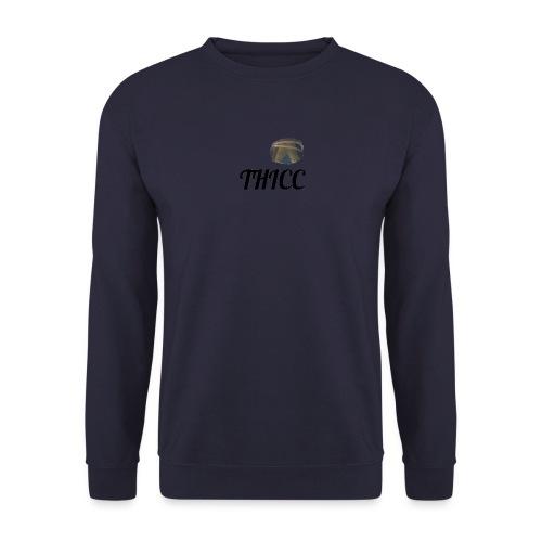 THICC Merch - Unisex Sweatshirt
