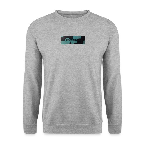 Extinct box logo - Unisex Sweatshirt