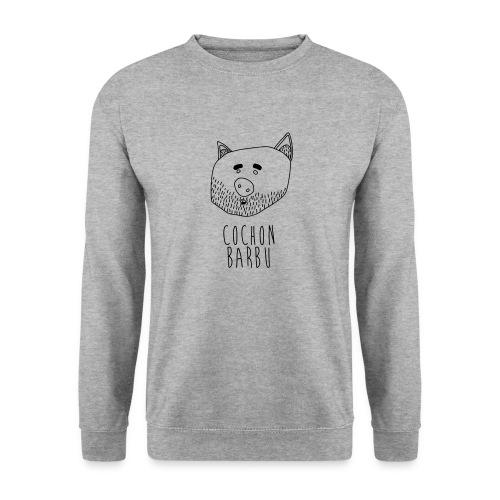 Cochon barbu - Sweat-shirt Unisexe