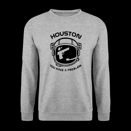 God bless America but... - Unisex Sweatshirt