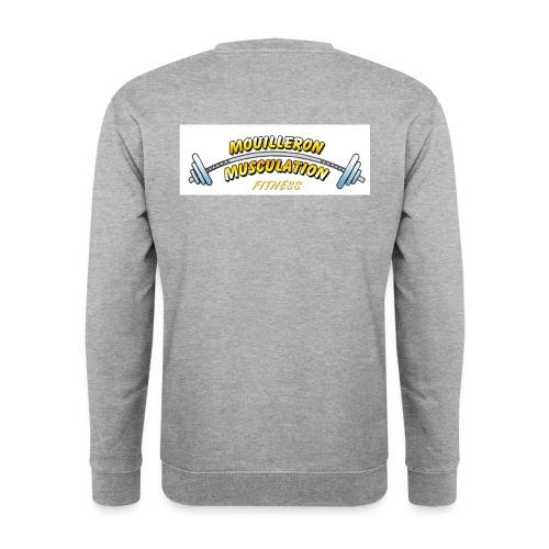 mouilleron muscu logo pour tee shirt 311 - Sweat-shirt Unisexe