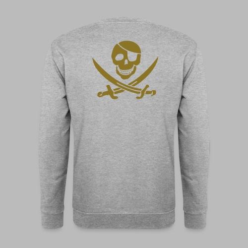 pirat pur klein - Unisex Pullover