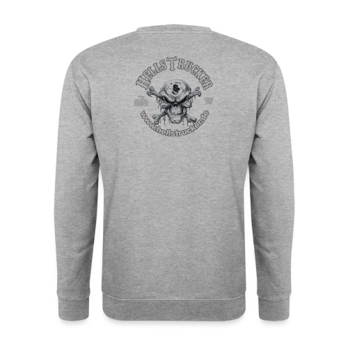 HellsTruckerLogo - Unisex Pullover