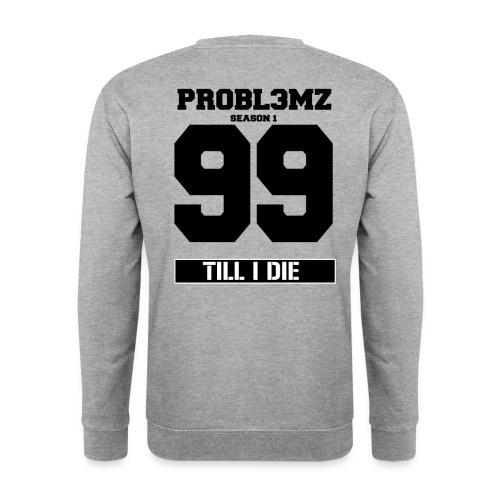 99 PR0BL3MZ Season 1 Hoodie White - Männer Pullover