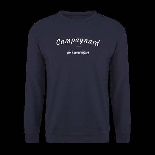 campagnard 2 - Sweat-shirt Homme
