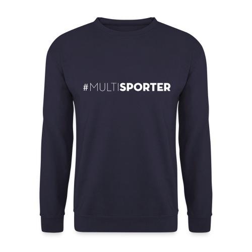 #MULTISPORTER wit - Mannen sweater