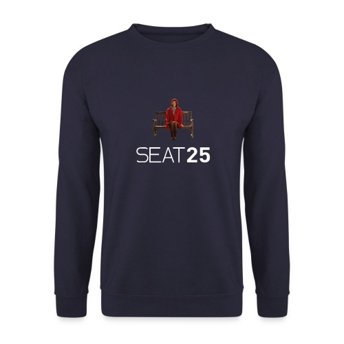 Faye on Logo - Men's Sweatshirt