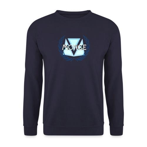 Monge logo :) - Sweat-shirt Homme