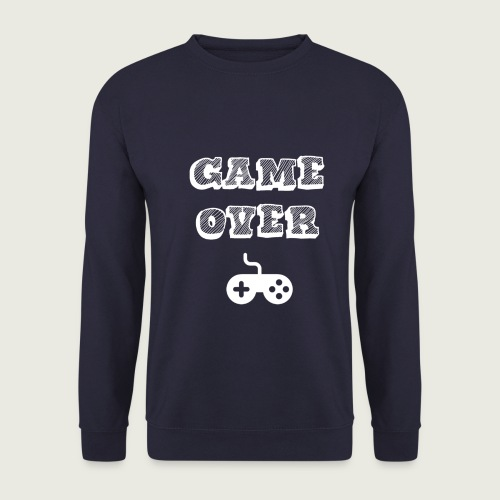 Game over jeux video - Sweat-shirt Homme