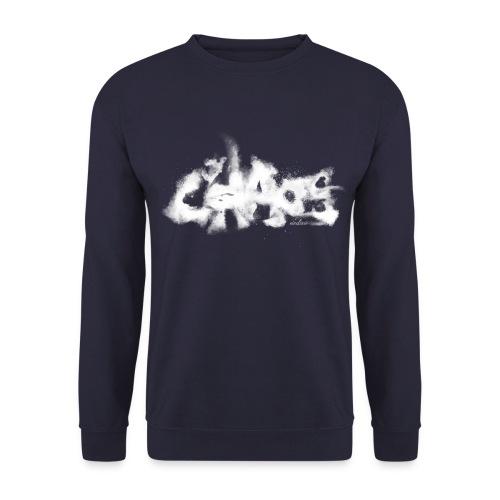 einelinie Chaos - Männer Pullover