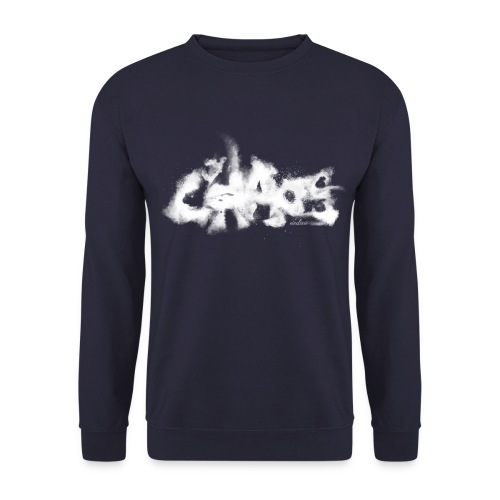 einelinie Chaos - Unisex Pullover