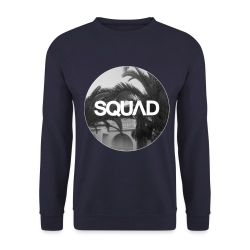 Palmboomrond - Mannen sweater