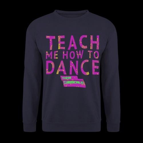 SHIRT TEACH png - Unisex sweater