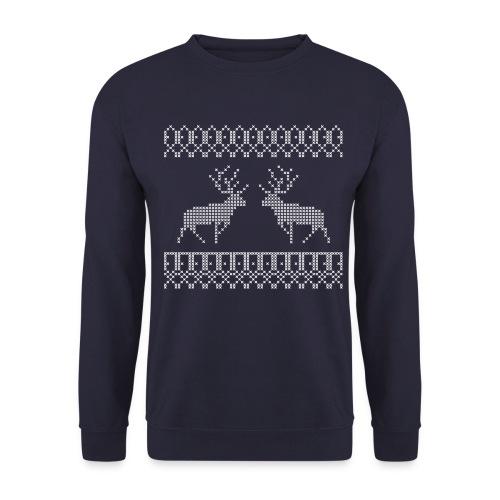 Rendier - Mannen sweater
