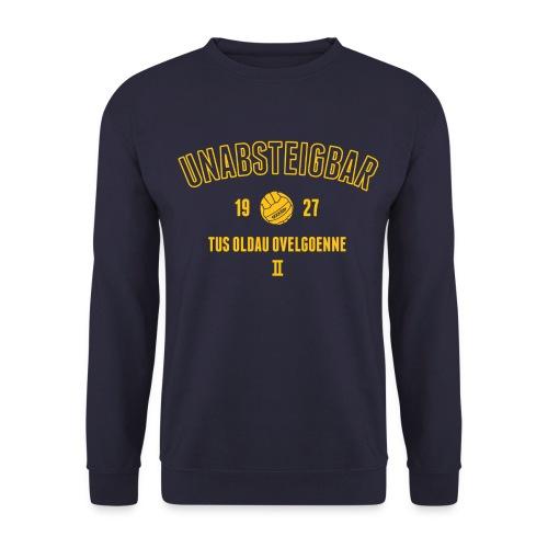 Unabsteigbar - Männer Pullover