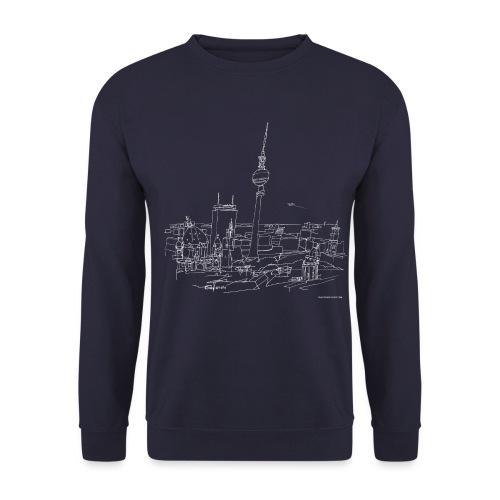 Berlin Panorama (w) - Männer Pullover