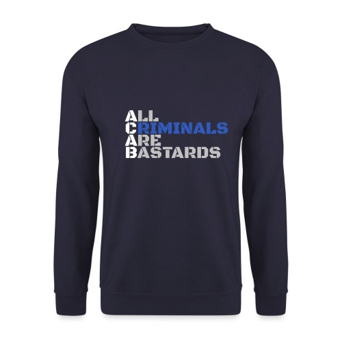 ACAB Citation - Sweat-shirt Unisexe