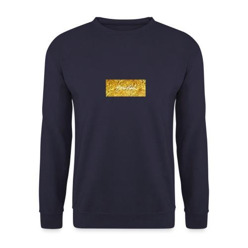 Scripted. Box Logo - Unisex Sweatshirt