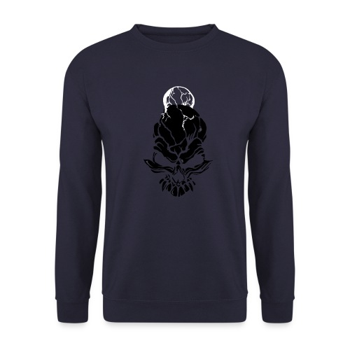 F noize fronte png - Unisex Sweatshirt