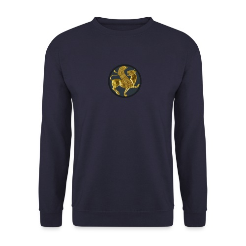 Lion ailé - Sweat-shirt Homme