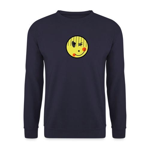 Smile ver rückt - Männer Pullover