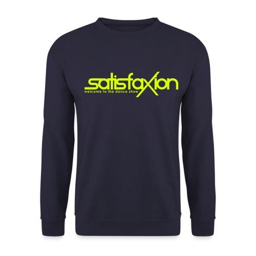 SatisfaXion Wear - Sudadera hombre