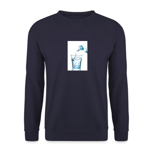 Glas-water-jpg - Unisex sweater