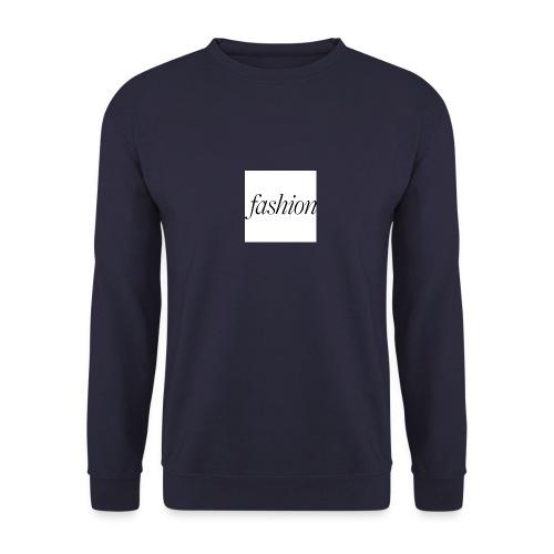 fashion - Unisex sweater