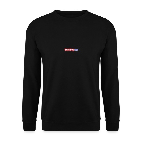 beatdropbox logo final and hires - Unisex sweater
