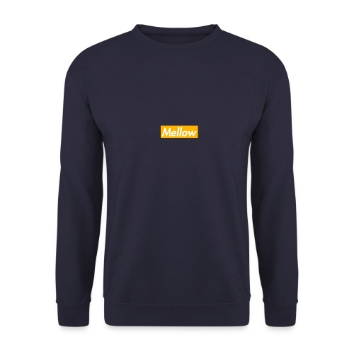 Mellow Orange - Men's Sweatshirt