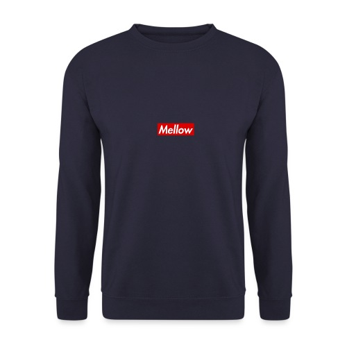 Mellow Red - Men's Sweatshirt