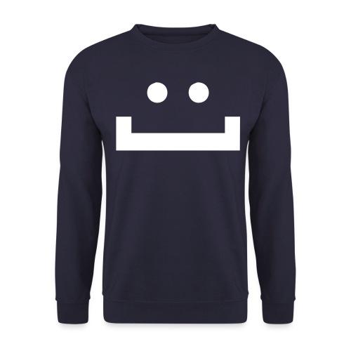 bracketnoobblack - Männer Pullover