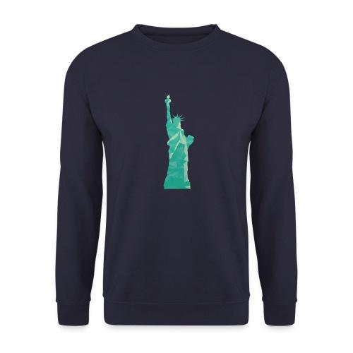 Freiheitsstatue - Männer Pullover