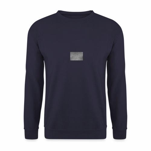 Camiseta cuadrado gris moderno - Sudadera unisex