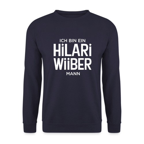 Proud Man of Hilari Wiiber - Unisex Pullover