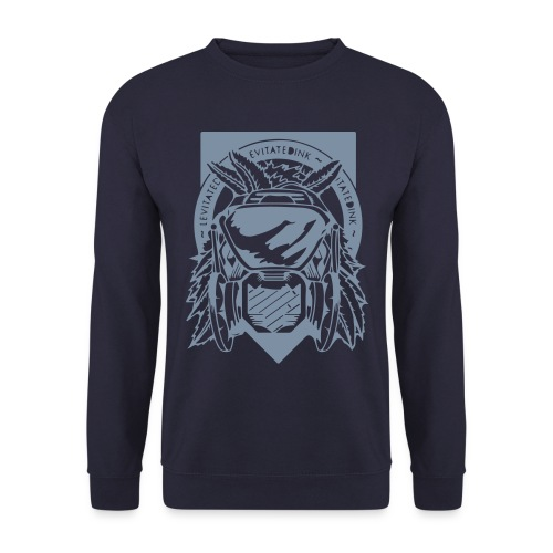 Apache Levitated Mask - Men's Sweatshirt