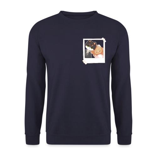 Max & Shino (# 1) - Men's Sweatshirt