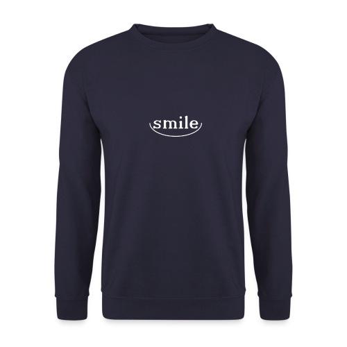 Just smile! - Men's Sweatshirt