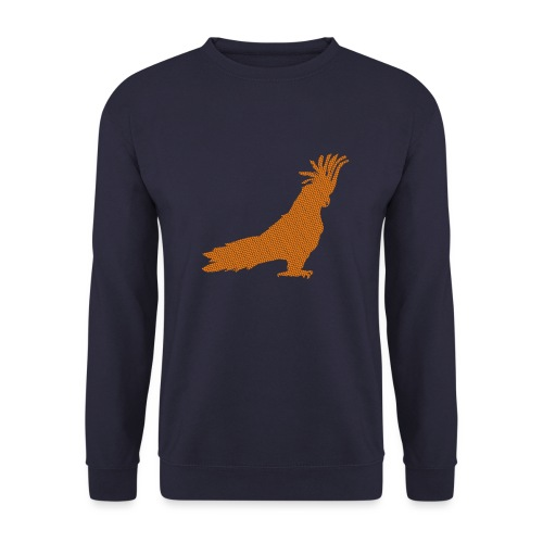 Papagei Orange - Männer Pullover