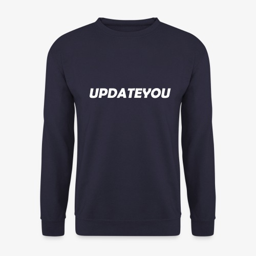 Updateyou - Felpa unisex