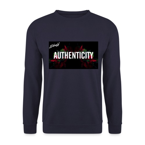 Authenticity - Sweat-shirt Homme
