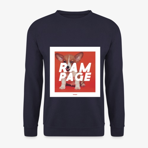 RAMPAGE #01 - Männer Pullover