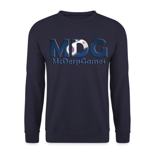 MDG McDerpGames - Unisex sweater