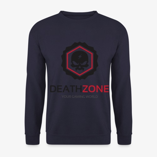 DeathZone Logo Avatar - Bluza unisex