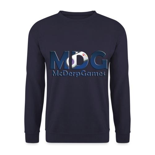 MDG McDerpGames - Mannen sweater