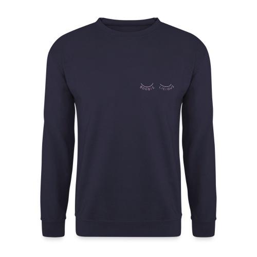 #boobielicious - Unisex Pullover