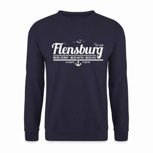Flensburg - meine Heimat, mein Hafen, mein Kiez - Männer Pullover