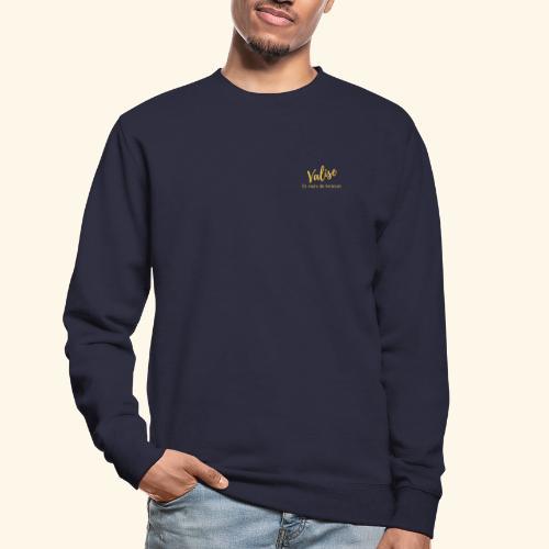 Valise Color - Sweat-shirt Unisexe